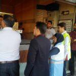 اجرای طرح ویژه تشدید نظارت بهداشتی بر نانوایی های شهرستان فراشبند