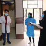 نظارت بر نحوه فعالیت پزشکان فراشبند در گام دوم طرح فاصله گذاری اجتماعی
