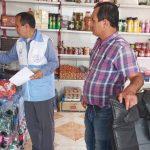 تشدید بازرسی از مراکز مواد غذایی و اماکن عمومی «دهرم» در راستای اجرای گام دوم کنترل بیماری کووید۱۹