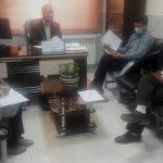 برگزاری نشست هماهنگی بازگشایی مدارس در فراشبند