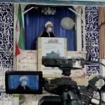 خطیب نماز جمعه فراشبند : روز قدس وحدت مسلمانان را تقویت کرده است/مقاومت؛ تنها راه پیروزی مقابل رژیم منحوس صهیونیستی است