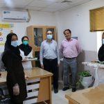 گرامیداشت روز ماما در مرکز بهداشت شهرستان فراشبند