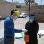 رییس مرکز بهداشت شهرستان فراشبند: تا پایان قرنطینه خانگی در کنار بیماران کرونایی هستیم