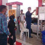اجرای طرح بسیج بهداشت حرفه ای برای مقابله با کرونا در فراشبند