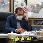 فرماندار فراشبند پیگیر وضعیت بنزین جایگاه های سوخت شد