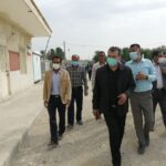 گزارش سفر یکروزه نماینده مردم به بخش دهرم و دولت آباد (۱)