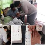غربالگری و انجام آزمایش ایدز به روش تشخیص سریع در کمپ های ترک اعتیاد فراشبند