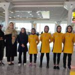حضور یک بانویفراشبندی در مسابقات انتخابی تیم ملی ووشو کشور