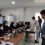 تداوم فعالیت جهادی مراکز واکسیناسیون کرونا در فراشبند تا ایمنی کامل جامعه