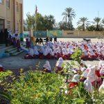 هفته سلامت در آموزشگاه دخترانه شهید علی آقایی فراشبند گرامی داشته شد