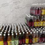 کشف بیش از۲۰۰ کیلو گرم نوشیدنی گازدار تاریخ مصرف گذشته از یک واحد صنفی در فراشبند
