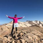 صعود بانوی کوهنورد فراشبندی به بلندترین قلههای ایران