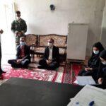 تاکید بر رعایت پروتکل های بهداشتی در نگهداری از معتادان در کمپ ترک اعتیاد «حسین آباد» فراشبند