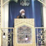 امام جمعه فراشبند: صبوری، پایداری، استقامت و بصیرت افزایی ملت ایران، رمز شکست آمریکا