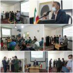 تقدیر از بسیجیان فعال در اجرای طرح شهید سلیمانی در فراشبند