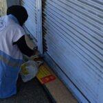 تعطیلی یک نانوایی در فراشبند بهدلیل رعایت نکردن موازین بهداشتی