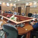 برگزاری نشست برنامه ریزی ستاد هفته هنرانقلاب در شهرستان فراشبند