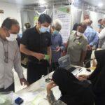 فعالیت مراکز تجمیعی واکسیناسیون کرونا در شهرستان فراشبند در روزهای تعطیل