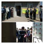 افتتاح پروژه مسکن محرومین در فراشبند همزمان با هفته دولت