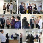 از سوی ناظر دانشگاه علوم پزشکی شیراز انجام شد؛ ارزیابی روند اجرای برنامه واکسیناسیون در فراشبند